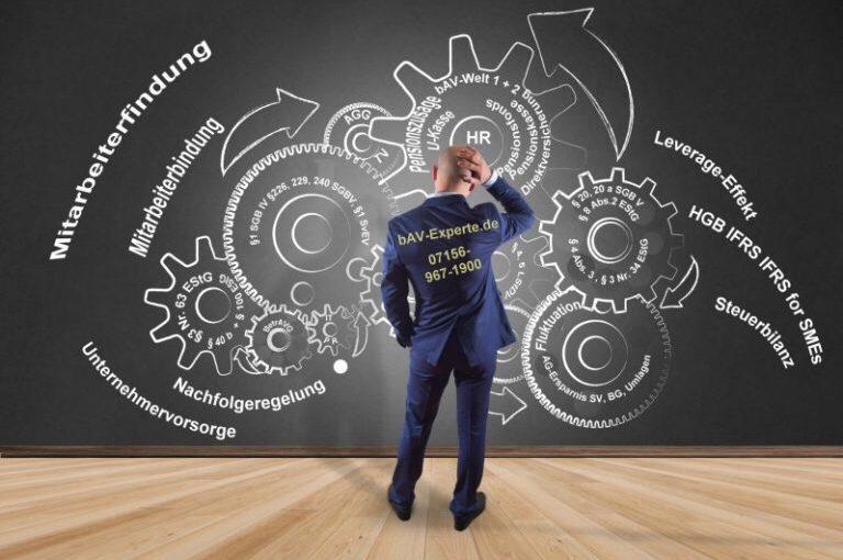 Betriebliche Altersversorgung – Umfangreicher Beratungsprozess, der honoriert werden muss