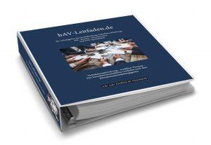 bAV-Leitfaden-Ordner - Fachliteratur betriebliche Altersversorgung www.bav-Leitfaden.de