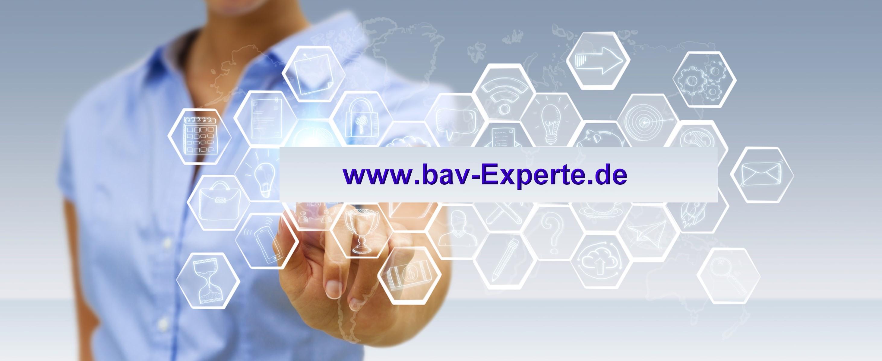 bAV-Experte.de - Experte in der betrieblichen Altersversorgung