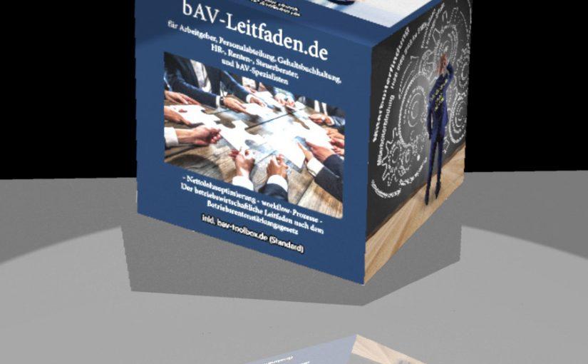 Berechnungstool bAV -Arbeitgeberabgaben